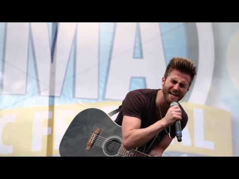 The Swon Brothers Perform at CMA Music Festival River Front Stage