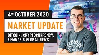 Bitcoin, Ethereum, DeFi & Global Finance News - October 4th 2020