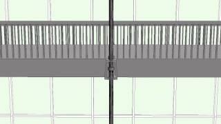 Hyatt Walkway Collapse a Simple Animation