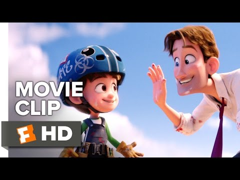 Storks Movie CLIP - Don't Make Me the Mean Mom (2016) - Jennifer Aniston Movie