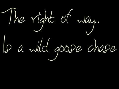 Musical Chairs - Fair To Midland Lyrics