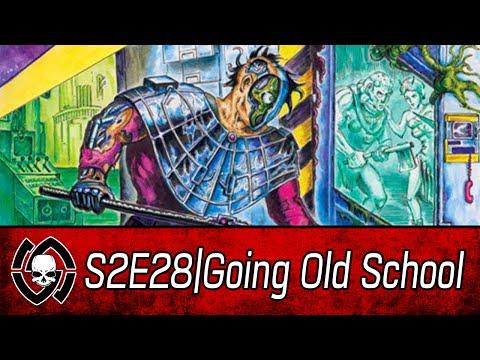 S2E28 Going Old School