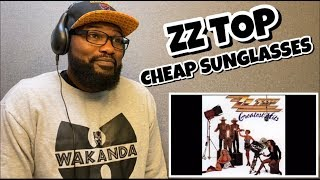 ZZ TOP - CHEAP SUNGLASSES | REACTION