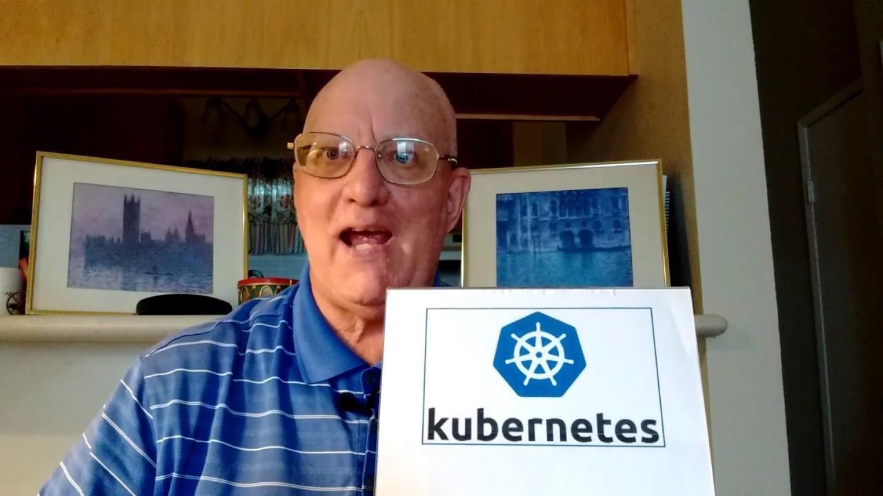 Certified Kubernetes Administrator Training - Linux Foundation (September  12, 2019)