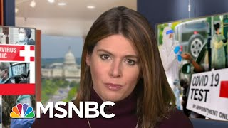 Thanksgiving Football Game Sidelined By Covid-19 | MTP Daily | MSNBC