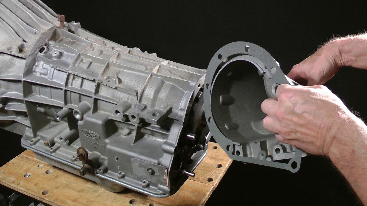 ford e4od / 4r100 class lesson 16  transmission bench