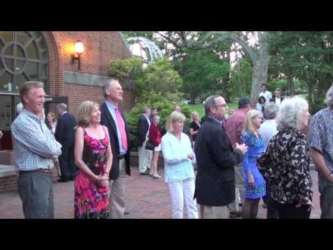 Trinity College Reunion 2012 (class of '72)