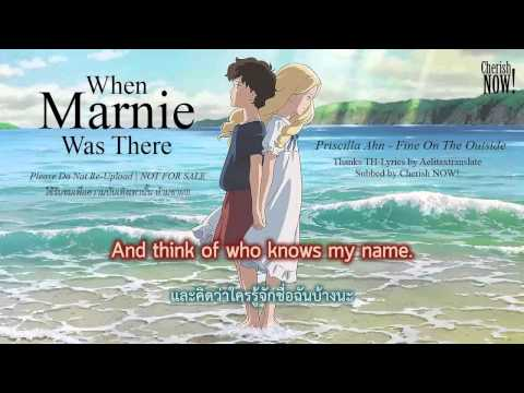 Thaisub Priscilla Ahn  Fine On The Outside OstWhen marnie was there