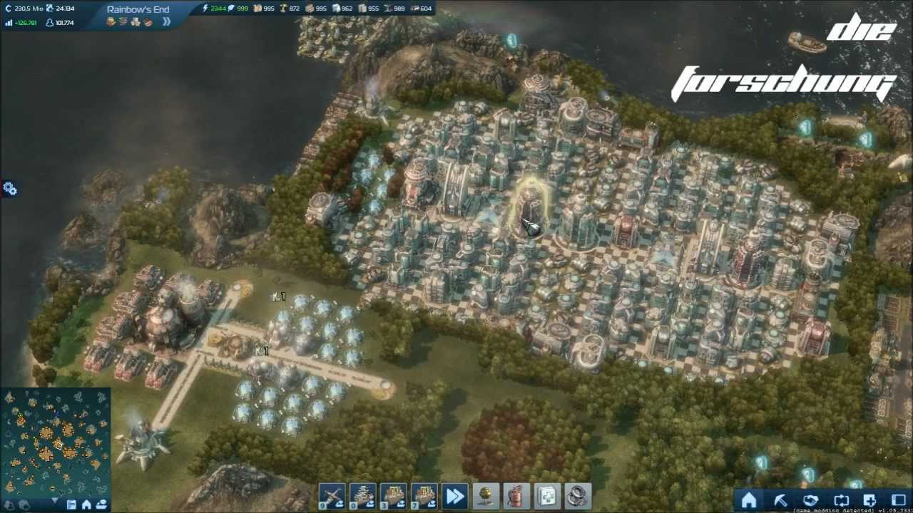 Anno 2170 a r r c mod by neovanalemania youtube for Anno 2070 find architect