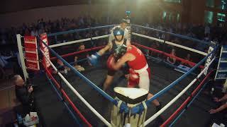 Ultra White Collar Boxing | Wrexham | Tina Rawlins VS Hannah Brockley