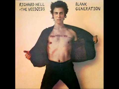 "Richard Hell & The Voidoids - ""Down at the Rock and Roll Club"" (1977)"