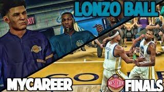 KD WANTS TO FIGHT - NBA 2K17 LONZO BALL MyCareer
