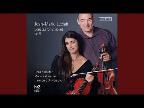 Sonata for 2 Violins in G Minor, Op. 12 No. 5: I. Allegro