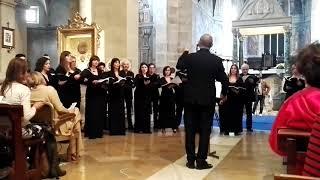 Magnificat (Palestrina) M. Marchetti, coro Città di Roma