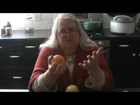 Yule Traditions: Citrus Ornaments