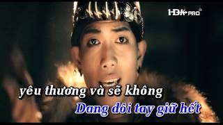 [Karaoke - Beat] Tình Yêu Màu Nắng Gok Kun