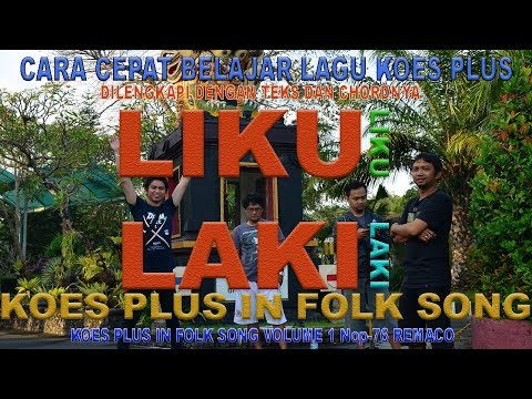 LIKU LIKU LAKI LAKI KOES PLUS COVER BY BPLUS BAND