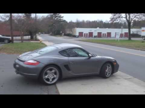 GMP Install- speedART Exhaust (Export Version) on 987 Cayman S.wmv