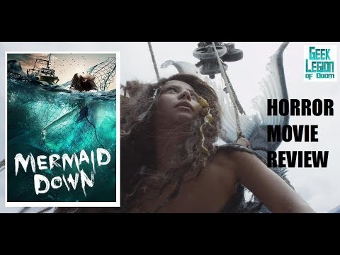 MERMAID DOWN ( 2019 Alexandra Bokova ) H