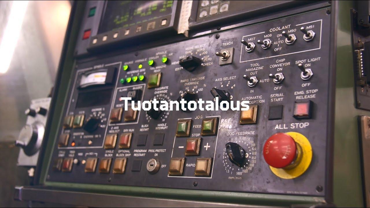 Tuotantotalous Oulu