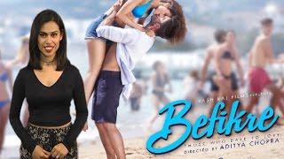 Befikre Movie Review by Tasneem Rahim of Showbiz India TV