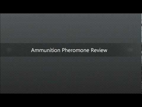 Ammunition by Androtics Direct -Pheromone Cologne Review
