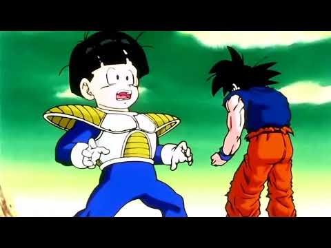 Goku In Super Sayian (ricardo Milos Meme)