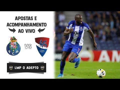 Porto Vs Gil Vicente - Liga Nós - Apostas Ao Vivo E Acompanhamento Em Direto