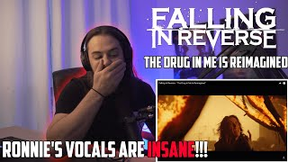 Download Metal Drummer Reacts to Falling In Reverse | The Drug In Me Is Reimagened | Mp3 and Videos