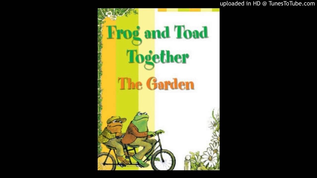 frog and toad together the garden youtube. Black Bedroom Furniture Sets. Home Design Ideas