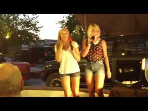 Amazing Swedish girls singing Karaoke