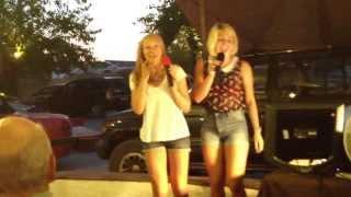 Amazing Swedish girls singing Karaoke