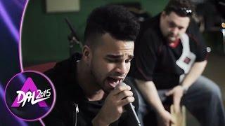 Dallos Bogi - World Of Violence (Kállay Saunders Band Cover) - A Dal 2015