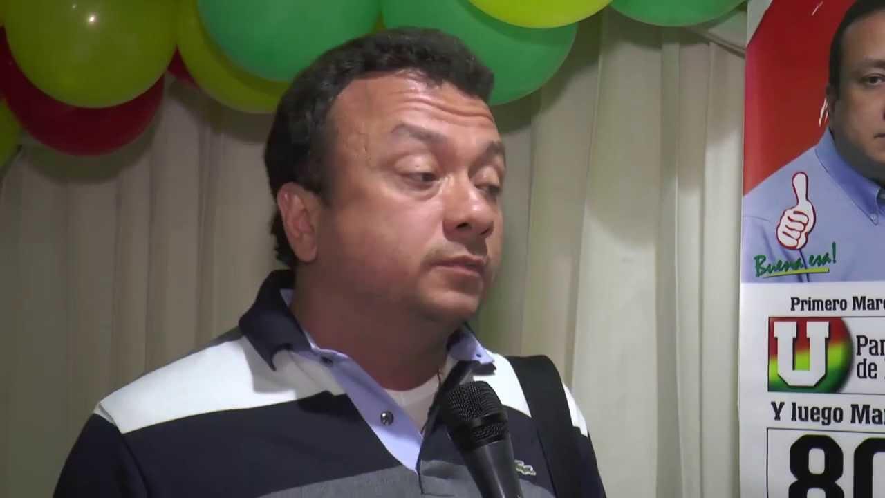 Eduardo Pulgar cuestiona gestión de la Alcaldesa de Barranquilla ...