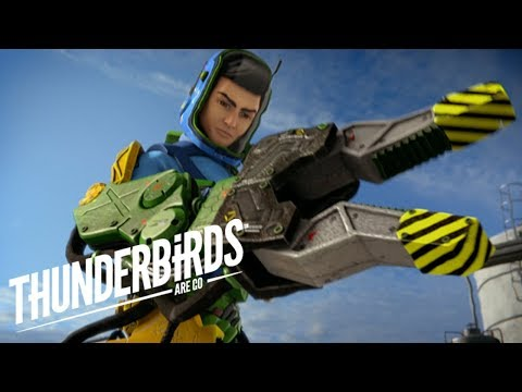 Chaos is Coming | Thunderbirds Are Go