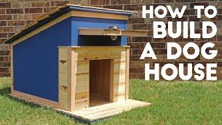 Video How To Build a Dog House | Modern Builds | EP. 41 download MP3, 3GP, MP4, WEBM, AVI, FLV November 2017