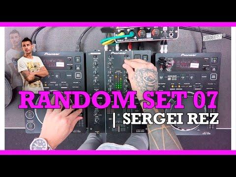 RANDOM SET 07 | Sergei Rez (Drum N Bass, Pioneer 350)