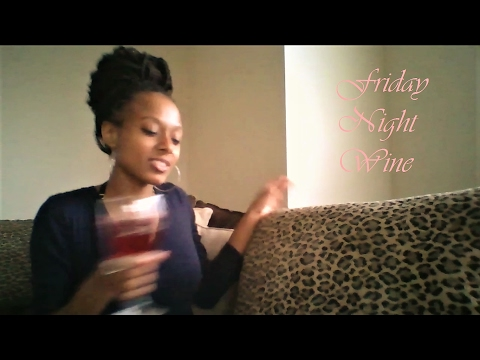 Keeping God at the Center while Dating - Friday Night Wine (Part 2) - (Alexzenia Davis)