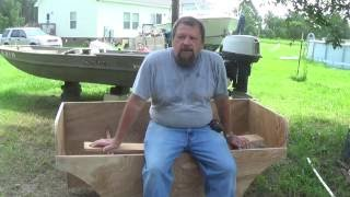Boat Seat Build {Robalo Boat Project 61}