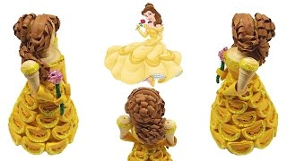 Paper Quilled Belle Doll