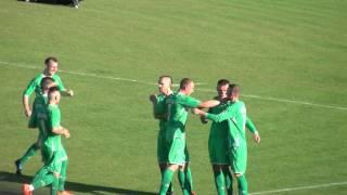 III liga: Gwardia Koszalin - Gryf Słupsk 1:2 (1:1)