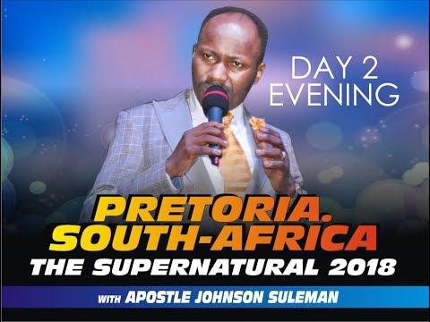 The Supernatural, Pretoria, South Africa - Day 2 Evening
