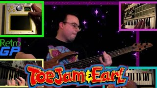 ToeJam & Earl Music - Funky Tribute to Back in the Groove - Retro Game Players