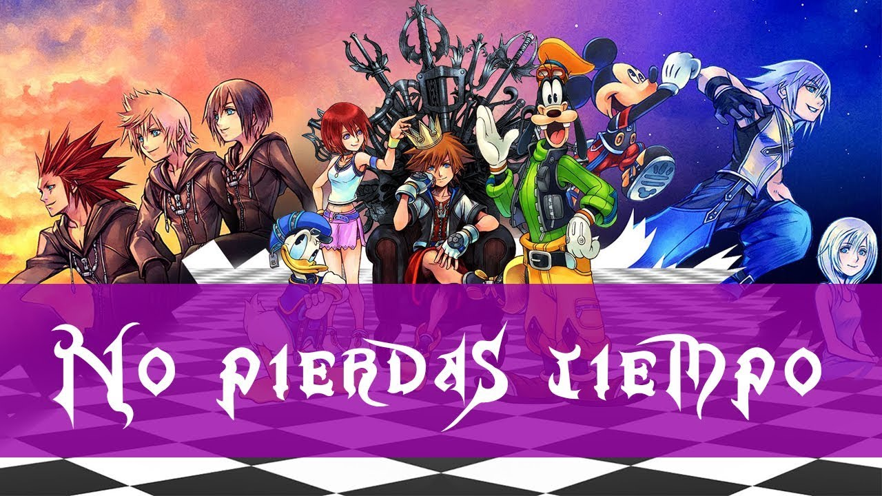 Historia De Kingdom Hearts Resumida En 3 Minutos Cronologia