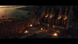 Исход: Цари и боги Официальный трейлер №2 (Exodus: Gods and Kings) 2014 (английский)