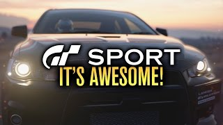 Gran Turismo Sport Beta Gameplay: IT'S AWESOME!!!