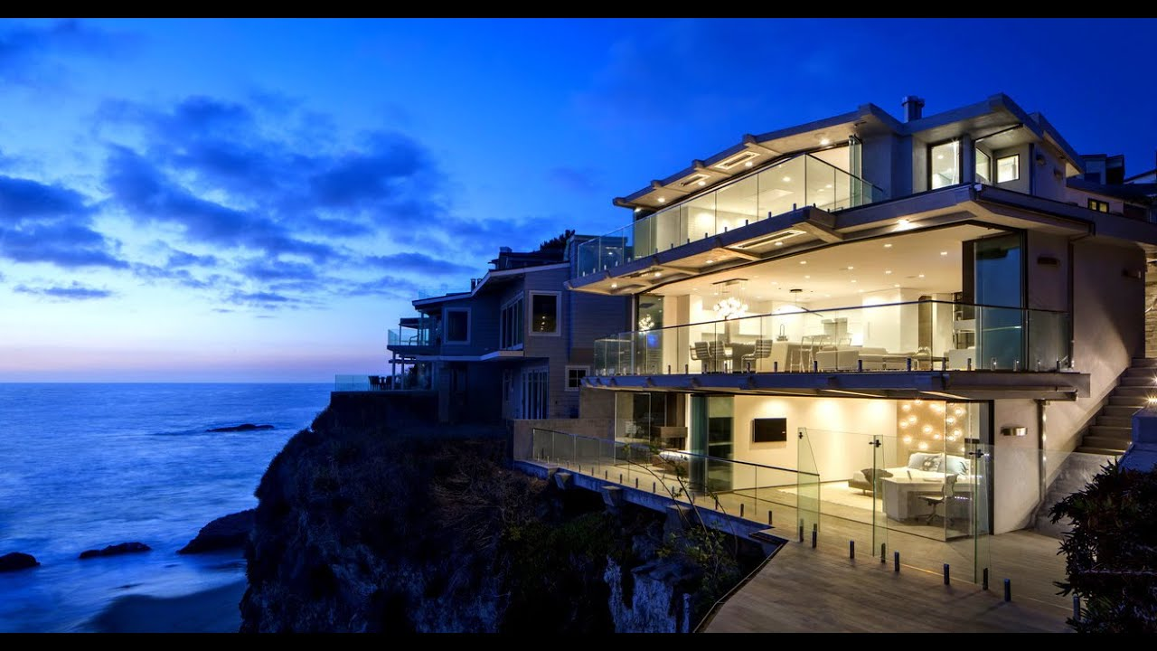 Mountainous View Beach House
