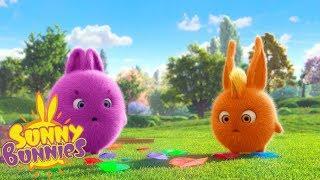 Cartoons for Children   SUNNY BUNNIES - BROKEN RAINBOW   Funny Cartoons For Children
