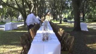 Autumn in the Park - Farm to Table Dinner