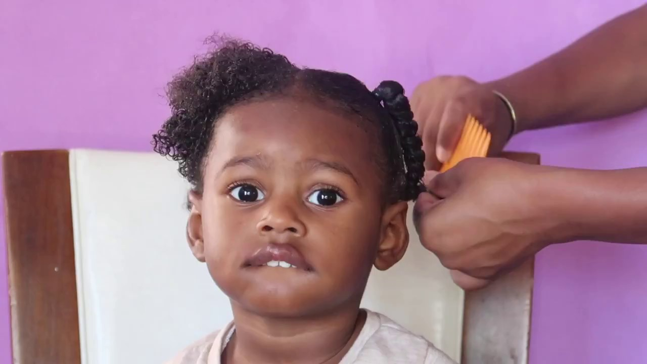 Natural Hairstyles For Kids Curly Hair Boys Protective Style Toddler Boy